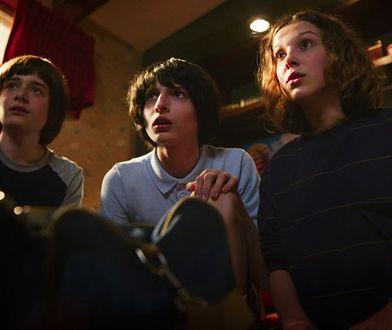 """""""Stranger Things"""" to jeden z najpopularniejszych seriali ostatnich lat"""