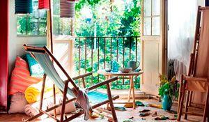 Jak urządzić balkon i taras na wiosnę?