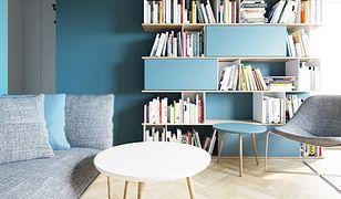 Jak urządzić salon ze smakiem i w kolorze?