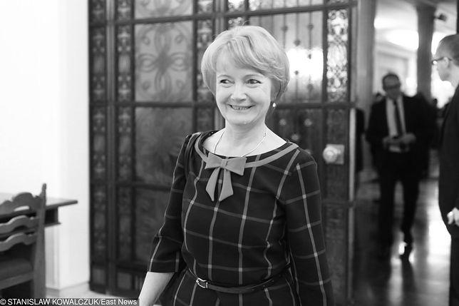 Pogrzeb posłanki Jolanty Szczypińskiej. Relacja