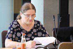 Warszawa: wypadek żony sędziego KRS. Krystyna Pawłowicz pisze o zamachu