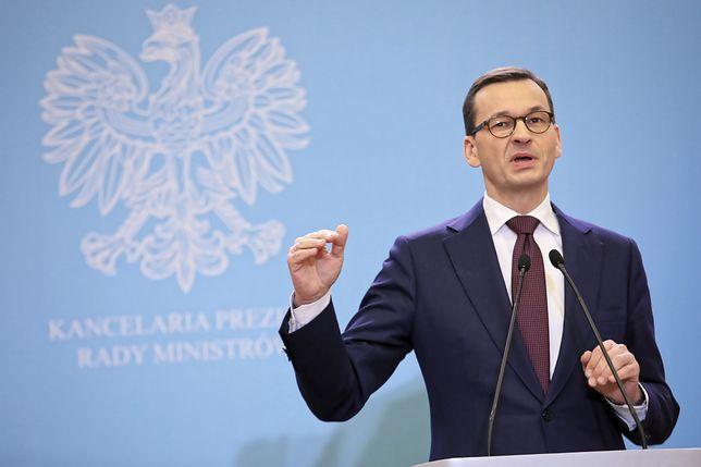 Mateusz Morawiecki zapowiada wycofanie projektu ustawy o przeciwdziałaniu przemocy w rodzinie