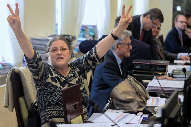 Odejście Krystyny Pawłowicz. Gorące komentarze polityków