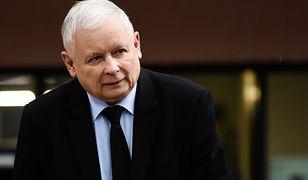 Jarosław Kaczyński o początkach Porozumienia Centrum. Zaatakował Lecha Wałęsę
