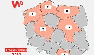 Koronawirus w Polsce. Epidemia przyspiesza. To efekt brytyjskiej mutacji?