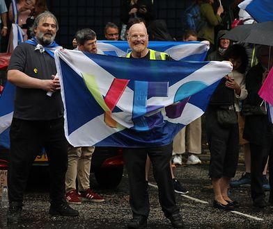Boris Johnson. Najbardziej znienawidzony człowiek w Szkocji spełnia marzenia separatystów