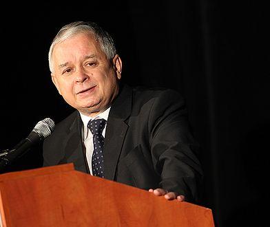 Kaczyński: nie wiem, czy wytrzymam kampanię pomówień