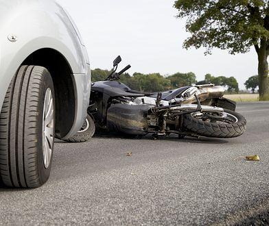 Szkot dostał fobii motocyklowej. Teraz otrzyma 300 tys. zł odszkodowania