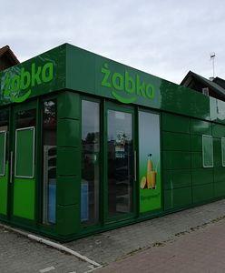 Żabka uruchamia pierwszy sklep pawilonowy. Stanął pod skocznią narciarską w Wiśle