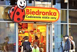Biedronka. Sieć sklepów zgłosiła się do programu darmowych badań