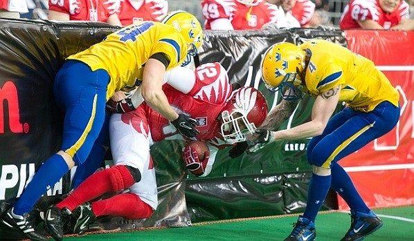Na Pradze Północ rusza pierwsza w Polsce Akademia Futbolu Amerykańskiego