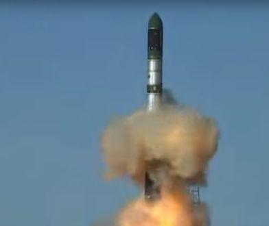 RS-28 Szatan 2 – najnowsza broń masowej zagłady z Rosji