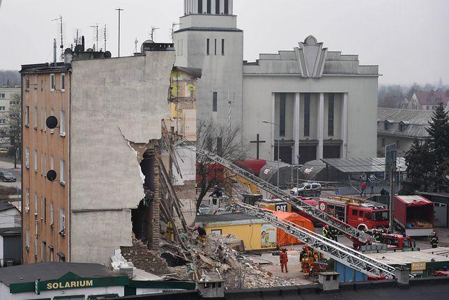 W eksplozji zginęło 5 osób