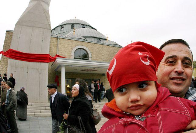 Jeden z największych meczetów w Niemczech