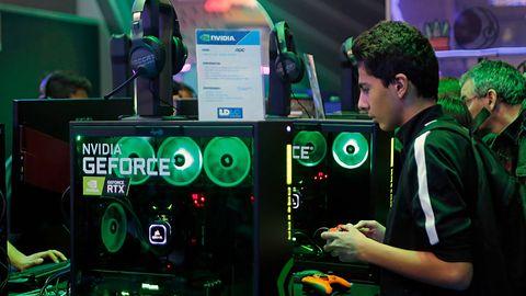 Karty NVIDIA GeForce RTX 30 podobno będą już w połowie maja