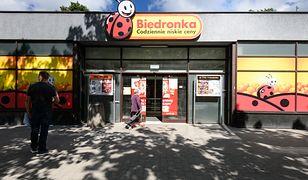 Pracownica Biedronki zabroniła dziewczynce skorzystać z toalety