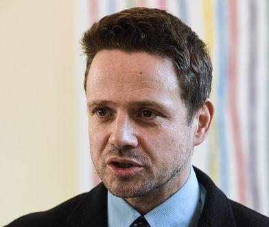 Prezydent Warszawy, Rafał Trzaskowski popiera związki partnerskie