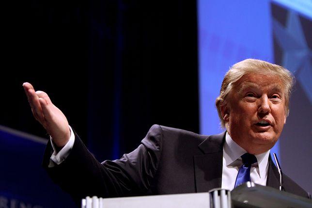 Prezydent Donald Trump chętnie spotka się Włodymyrem Zełenskim