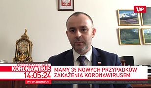 Koronawirus w Polsce. Paweł Mucha: kancelaria prezydenta pracuje zdalnie