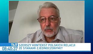 """Wybory 2020. Waszczykowski nie ma wątpliwości. """"Rosja już ingeruje"""""""