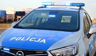 Lipsko. Policjant został zaatakowany.