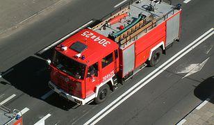 Śledztwo ws. wypadku strażaków prowadzi prokuratura