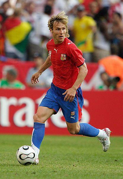 Pavel Nedved wznowił karierę piłkarską w wieku 45 lat