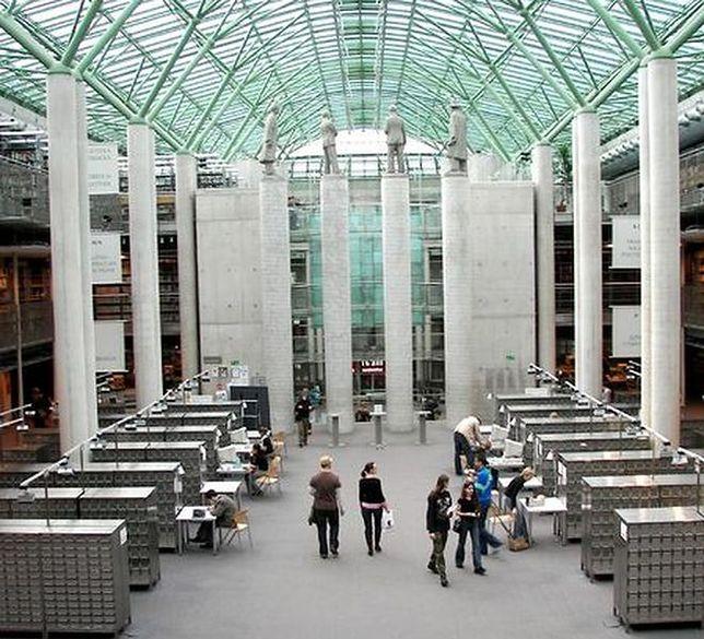 Biblioteka Uniwersytecka otworzyła Buwialnię