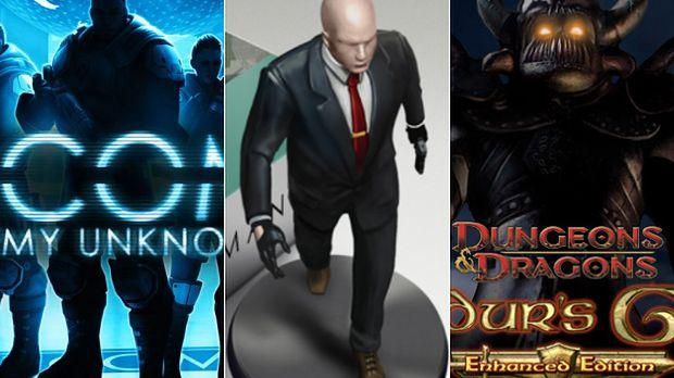 Najlepsze gry na iOS i Androida w kwietniu. Baldur's Gate, XCOM, Hearthstone, Hitman i dużo więcej