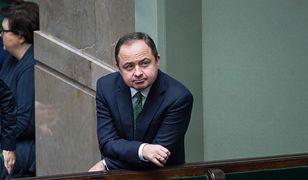 Konrad Szymański towarzyszył premierowi Mateuszowi Morawieckiemu podczas unijnego szczytu