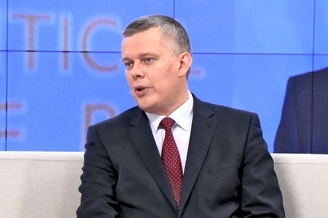 """Tomasz Siemoniak w """"Dzień Dobry WP"""" o państwie mafijnym PiS"""