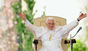 Papież widziany oczami wróbla