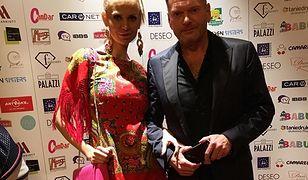 Maja Plich i Krzysztof Rutkowski