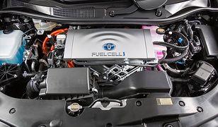 Toyota udostępnia patenty związane z technologią wodorowych ogniw paliwowych