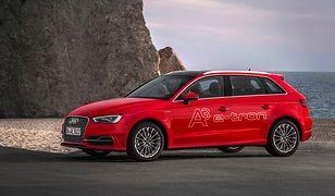 Audi A3 Sportback e-tron z pięcioma gwiazdkami Euro NCAP