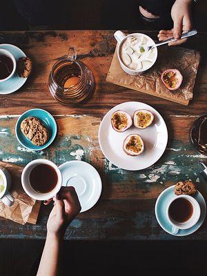 Stwórz idealną kawę, a my zgadniemy, co studiujesz!