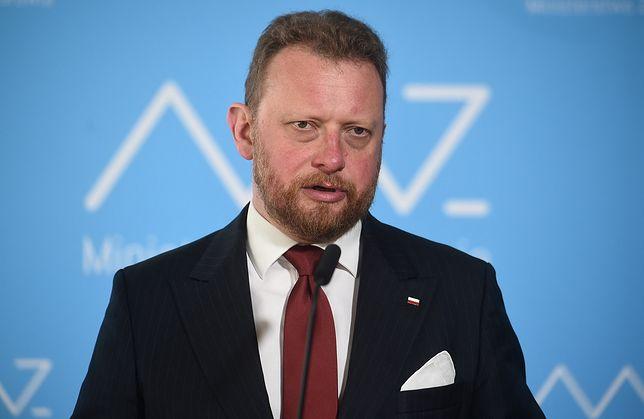 Koronawirus w Polsce. Łukasz Szumowski zakażony koronawirusem