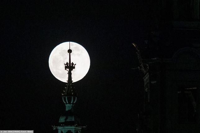 Pełnia Księżyca w grudniu 2019 roku