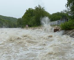 Polska. Poziom wód szybko się podnosi. Niebezpiecznie zwłaszcza na południu