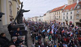 """Wielki marsz obrońców życia w stolicy. """"Wierzymy, że ten rok może być kluczowy"""""""