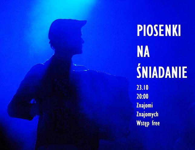 Przyjdź i napisz piosenkę o Warszawie