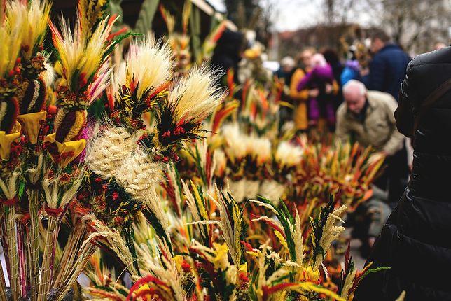 Niedziela Palmowa i Światowy Dzień Młodzieży - 14 kwietnia.