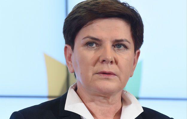 Premier Beata Szydło sugeruje dymisję prezesowi TK Andrzejowi Rzeplińskiemu