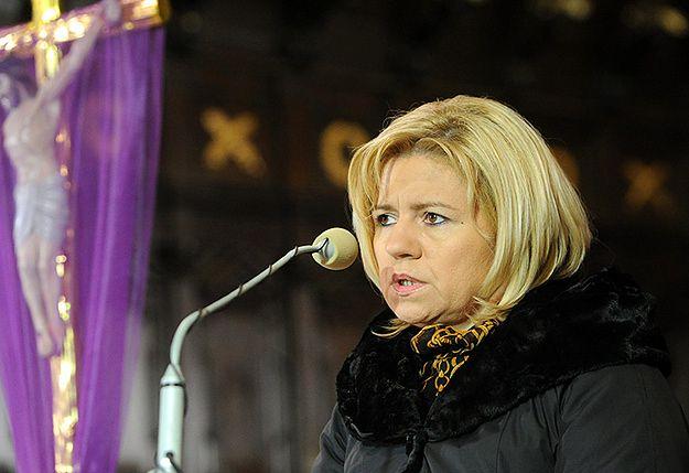 Nowe stenogramy ze Smoleńska. Ewa Błasik i Małgorzata Wassermann: apelujemy o pomoc międzynarodową
