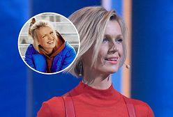 Magda Mołek wybrała płaszcz na jesień z sieciówki. Taki kolor będzie hitem sezonu