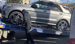 Funkcjonariusze CBŚP odzyskali auta o wartości 4 mln zł