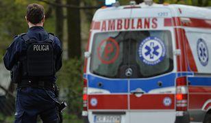 Śląsk. Tragiczny wypadek w Jaworznie. Zginął 45-latek