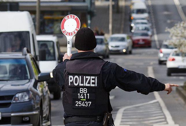 Wigilia i sylwester 2020. Niemcy kontrolują auta przy granicy z Polską