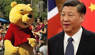 Krytykom prezydent Chin Xi Jinping kojarzy się z Kubusiem Puchatkiem