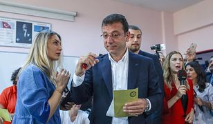 Kandydat na mera Stambułu Ekrem Imamoglu wyrasta na głównego rywala dla prezydenta Recepa Erdogana